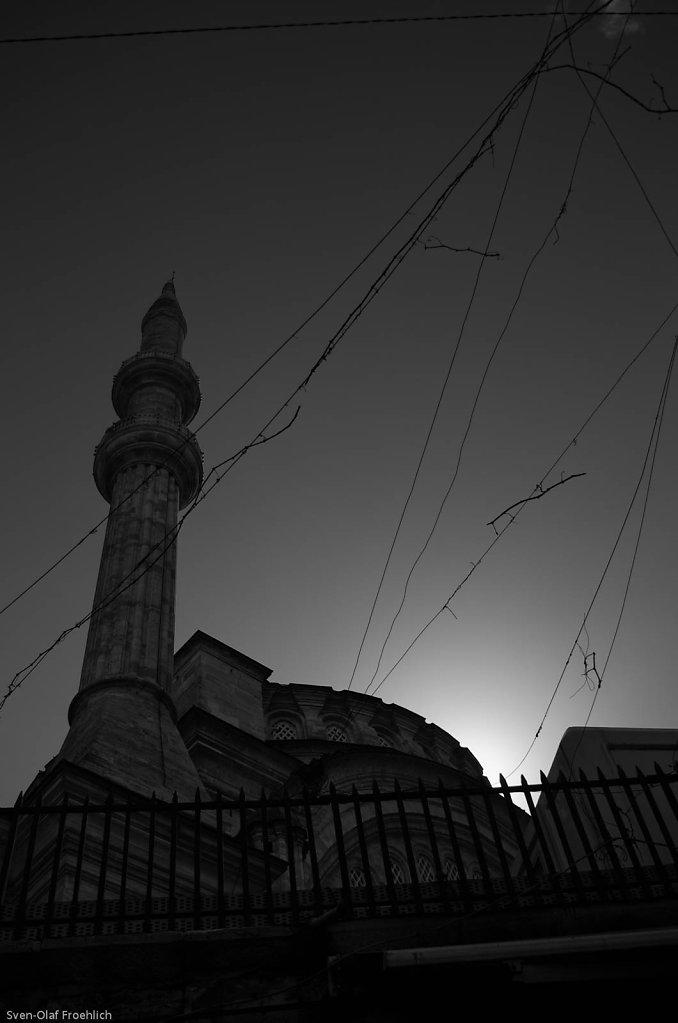 Laleli Moschee